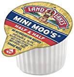 Land O' Lakes Half & Half Mini Moo, 384-Count Single-Serve Packages