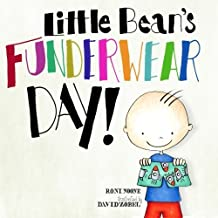 Little Bean's Funderwear Day by Roni Noone (2014-05-16)