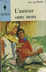 L'auteur sans nom - op capri lacht het geluk par  Ans Van Breda