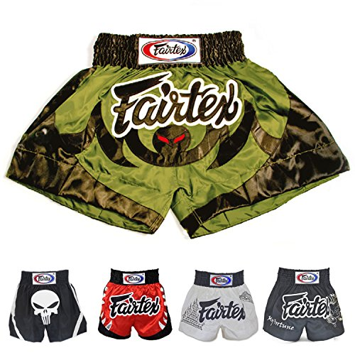 Fairtex Muay Thai Boxing Shorts (Bat BS0613,M)