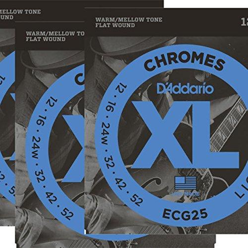 daddario chromes extra light - 5