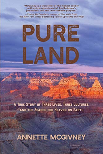Pure Land: A True Story of Three Lives, Three Cultures and the Search for Heaven on Earth by AUX Media