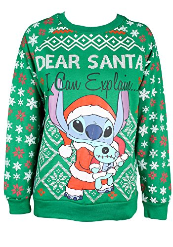 Disney's Lilo and Stitch Sweatshirt