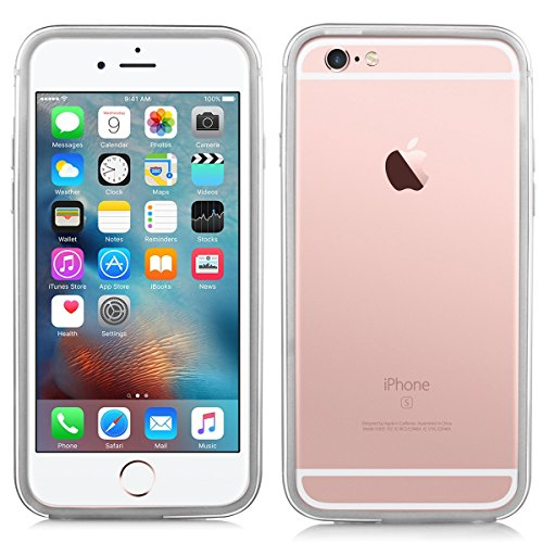 Alienwork Coque pour iPhone 6 Plus/6s Plus ultra-mince Case Etuis Housse Aluminium gris AP6SP03-05