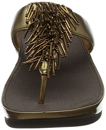Mujer Bronze Sandalias Fitflop Mujer Fitflop Bronze Bronze Sandalias Mujer Cha Cha Fitflop Fitflop Cha Sandalias Cha STw5frT6q