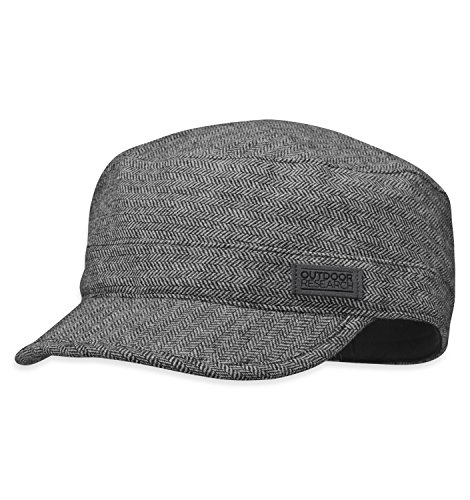 Outdoor Research Kettle Cap, Black, (Outdoor Research Wool Beanie)
