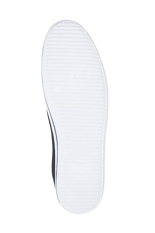Hommes Henleys Kenyon Chaussures En Toile Cr/éateur Lacet Chaussures Plates Baskets Style D/écontract/é