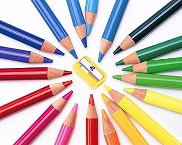 Colored Pencils 36 Color Art Drawing For Secret Garden Coloring Books Set Of