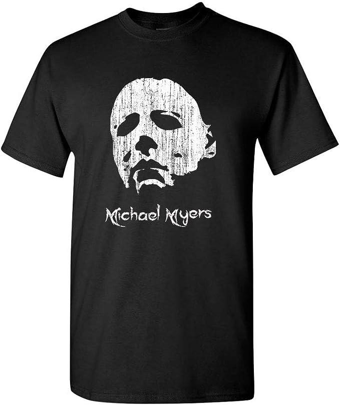 Halloween Michael Myers Retro Classic Horror Movie T Shirt