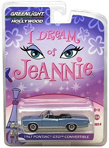 Greenlight Hollywood Limited Edition I Dream of Jeannie 1967 Pontiac GTO ()