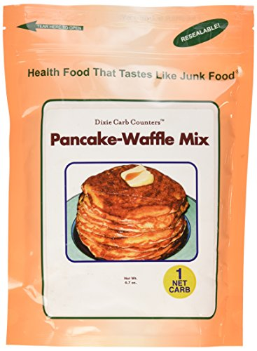 Dixie Carb Counters Pancake & Waffle (Dixie Low Carb)
