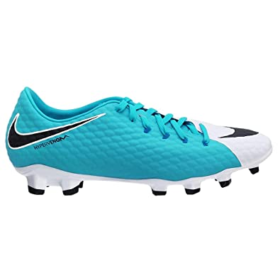 new style 7c7ae 299cc Nike Junior Hypervenom Phelon III FG Football Boots 852595 Soccer Cleats