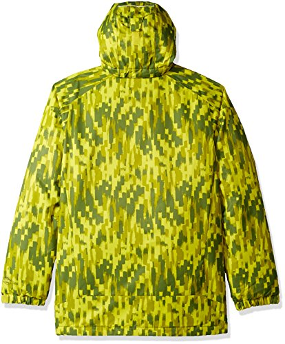 Ginkgo Columbia Brushed Blue bright Strokes Jacket 'twist Boy Hyper Pizzo Waterproof SRzqS8wr
