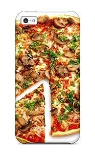 JVEQISA122SVjId Case Cover Pizza Iphone 5c Protective Case