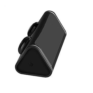 YFQH Auriculares Bluetooth Para Coche Solar TWS Auriculares Inalámbricos Bluetooth Mini Auriculares Invisibles Ultra Pequeños (Negro): Amazon.es: Deportes y ...