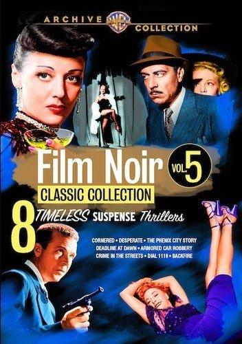 Archive Collection - Film Noir Classic Collection: Volume Five
