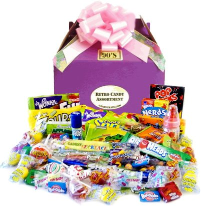1990's Spring Time Memory Gift Box