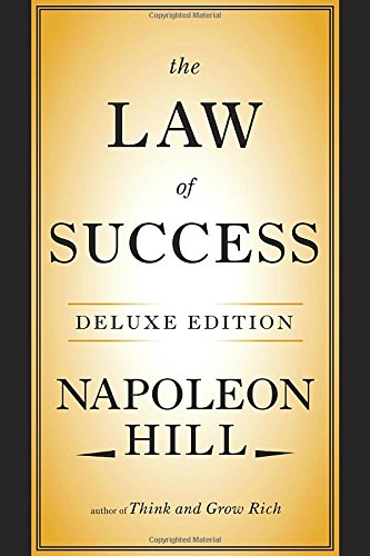 Law Success Deluxe Napoleon Hill product image