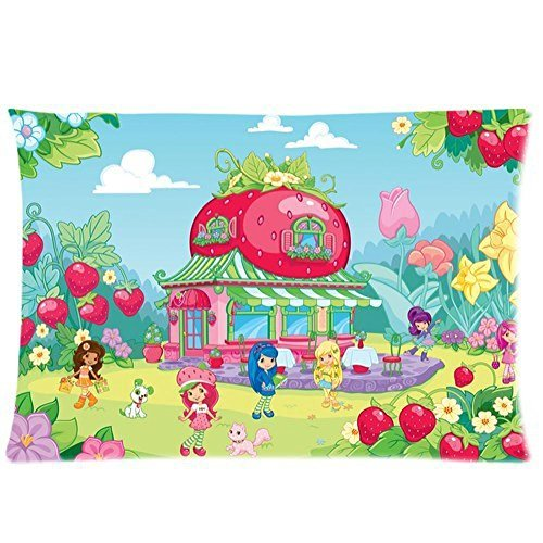 strawberry shortcake sheet set - 7