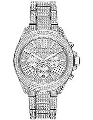 Michael Kors Women's Wren Silver-Tone Watch MK6317
