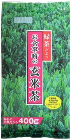 寿老園 お食事時の玄米茶 400g