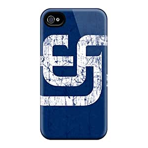 Marycase88 Iphone 4/4s Protector Hard Cell-phone Case Custom Trendy San Diego Padres Pictures [mPv2842wLmf]