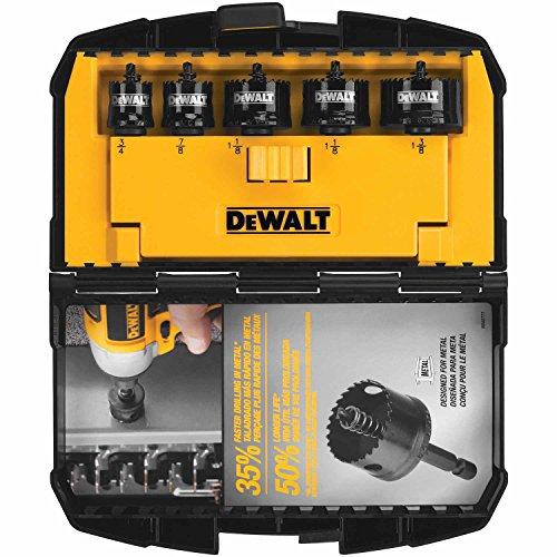 Dewalt D180005 Dewalt Dwa1805 Master Holesaw Kit 13 Piece