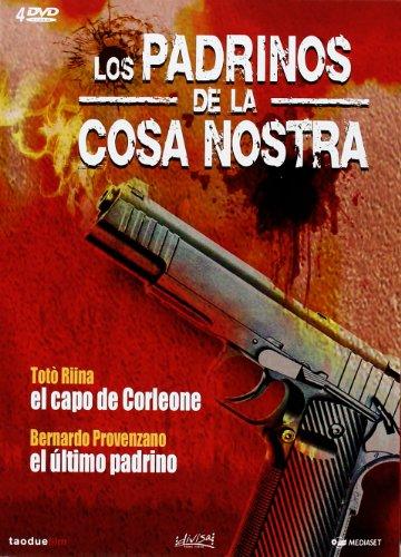 Los Padrinos De La Cosa Nostra - El Capo De Corleone (Il Capo Dei Capi) (2007) / El Último Padrino (L'Ultimo Padrino)...