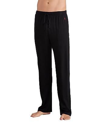 ab6e9c6a81 Polo Ralph Lauren Supreme Comfort Knit Pajama Pants at Amazon Men's  Clothing store: