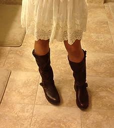 Amazon.com: Customer Reviews: FRYE Women's Veronica Slouch Boot