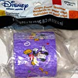 Disney Mickey Mouse Crepe Paper Streamer
