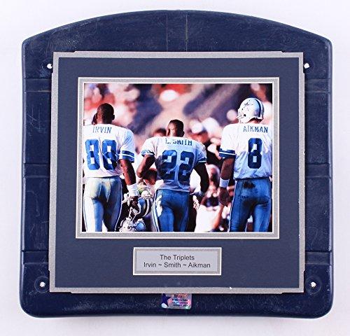 Dallas Cowboys Texas Stadium Image On Seat Bottom framed photo (Dallas Cowboys Texas Stadium Framed)