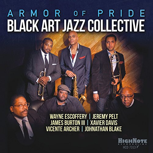 (Armor of Pride (feat. Jeremy Pelt, Wayne Escoffery, James Burton III, Xavier Davis, Vicente Archer & Johnathan Blake))