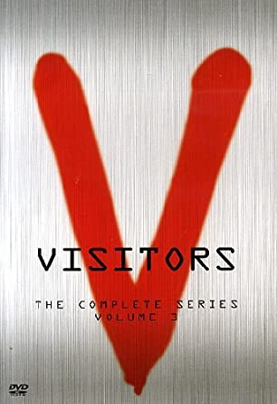 amazon com v visitors 03 the complete series 5 dvd italian