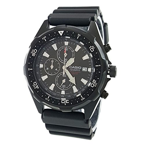 Casio Men's AMW330B-1A Chronograph Diver Inspired Analog Watch Chronograph Dive Watch