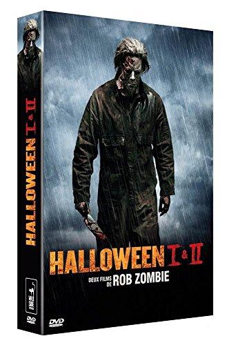 Coffret Halloween et Halloween II (de Rob Zombie)