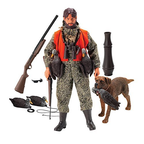 Wild Adventure Duck Hunter Deluxe Action Figure by Wild Adventure