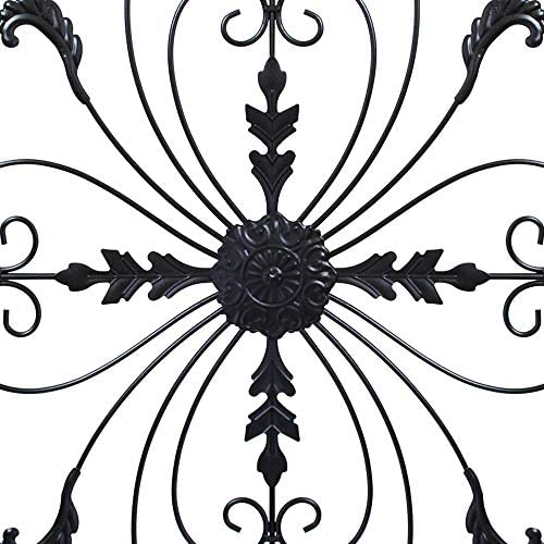 home, kitchen, home décor, home décor accents, sculptures,  wall sculptures 5 image GB HOME COLLECTION Metal Wall Decor, Decorative Victorian in USA