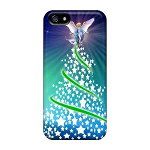 Defender Case With Nice Appearance (the Angel Tree) Case For Sam Sung Galaxy S5 Mini Cover