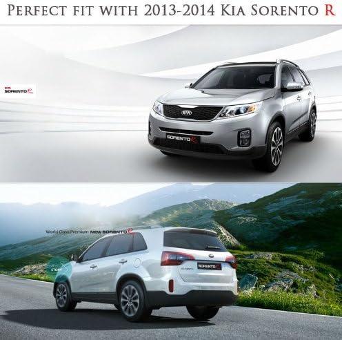 Kia Motors Genuine 863202P550 Rear Trunk Tail KIA Logo Emblem 1-pc For 2013 2014 Kia New Sorento