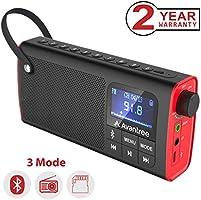 Avantree : -20% sur la Radio FM & Lecteur Audio Micro SD