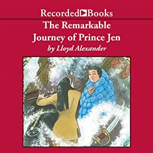 Remarkable Journey of Prince Jen, The Audiobook
