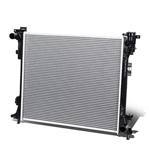 13064 Factory Style Aluminum Cooling Radiator for 08-16 Dodge Grand Caravan/VW Routan/Chrysler Town&Country AT