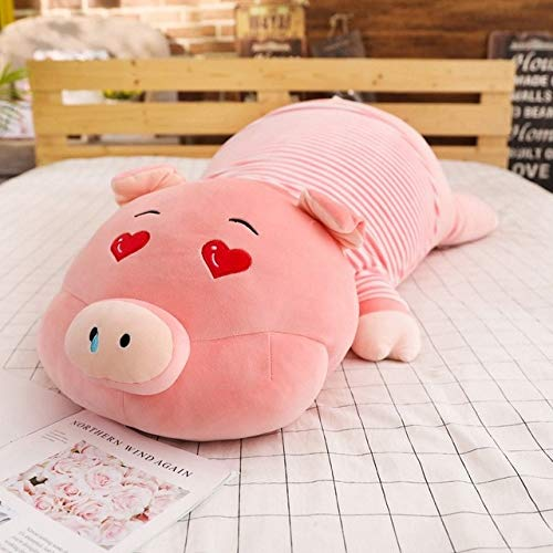 New Lovely P Plush Toy Soft Cartoon Animal Pig Stuffed Doll Sofa Pillow Cushion Boyfriend Toy Kid Birthday Gift Toys Must Have Tools Gift Bags Girl S Favourite Superhero Cupcake Toppers Unboxes by I Love T-Shirt