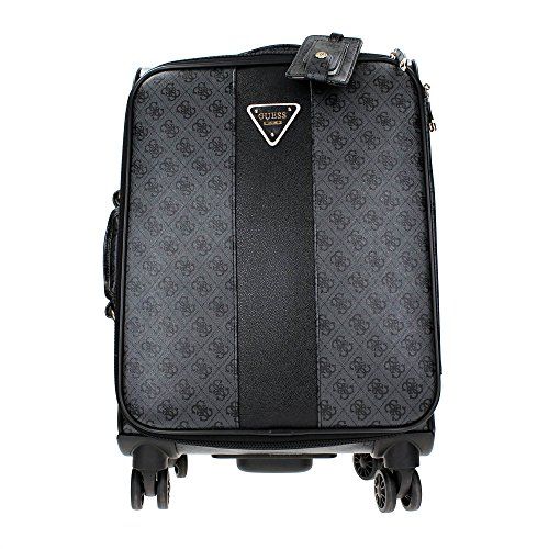 Guess Cooper 18 In 8 Wheel Spinner E6342983 4-Rad Trolley 34x45,5x18,5cm coal
