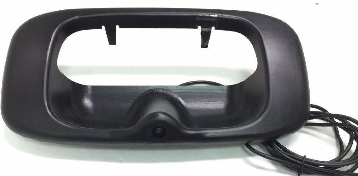 PYvideo (1999-2006) Chevy Silverado / GMC Sierra Backup Camera for Universal Monitors (RCA) (Color: Black)
