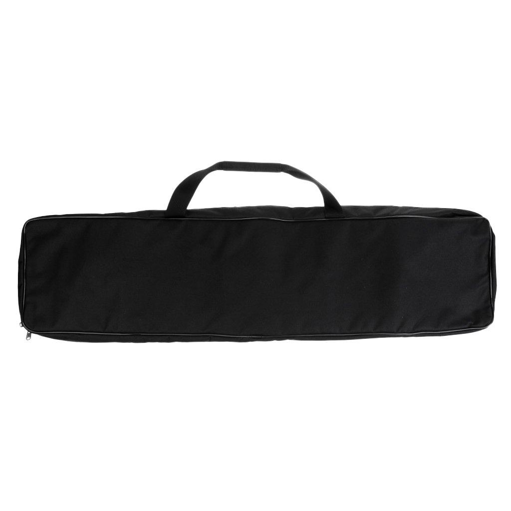 monkeyjack製カヤック/カヌー/ SUPパドル分割Storing Carry Bag Case with Shoulderストラップ&ハンドル36.6