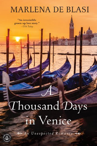 Pdf Travel A Thousand Days in Venice: An Unexpected Romance