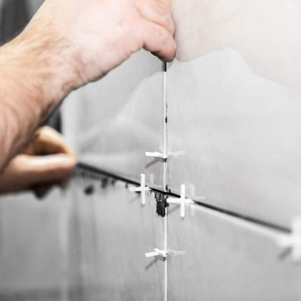 75 x 4,0mm Fliesenkreuze Fugenkreuze Fliesenabstandhalter Profi Distanzst/ücke 1 mm 1,5 mm 2 mm 2,5 mm 3 mm 4 mm
