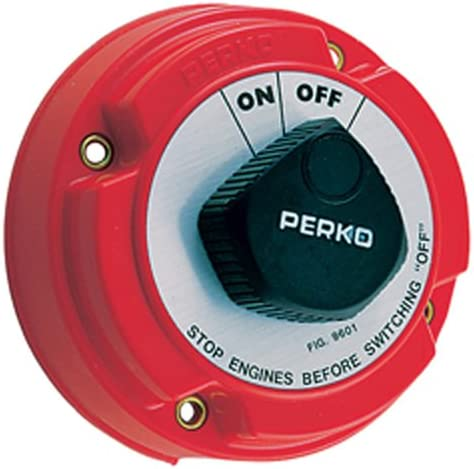Perko 9601DP Battery Disconnect Switch